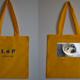 Fairtrade Jutebeutel mit original LOP-Logo und Fotomotiv