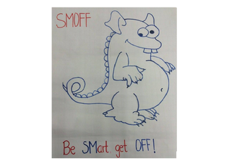 SMOFF - be smart, get off!