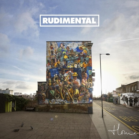 1x2 Tickets für: Rudimental @Lido