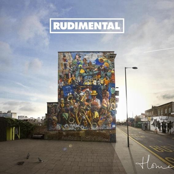 1x2 Tickets für: Rudimental @Lido