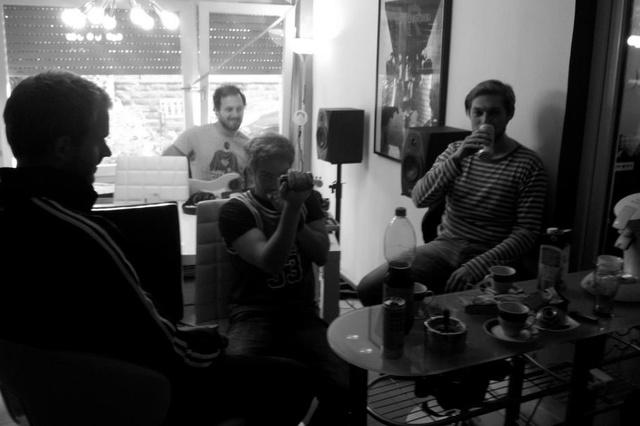 Paris von hörBuch - Musikvideodreh in der Stadt der Liebe