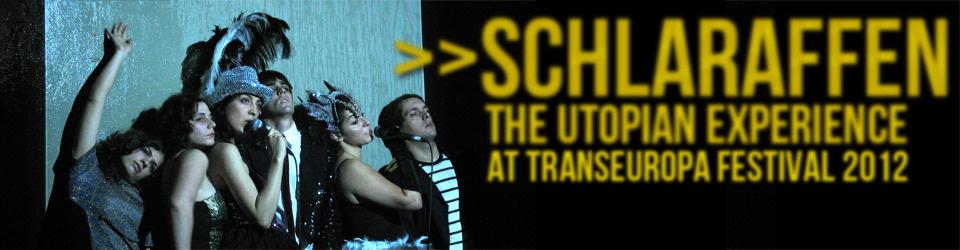 >>schlaraffen -  the egotopian experience