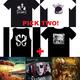 3 Alben + 2 Shirts