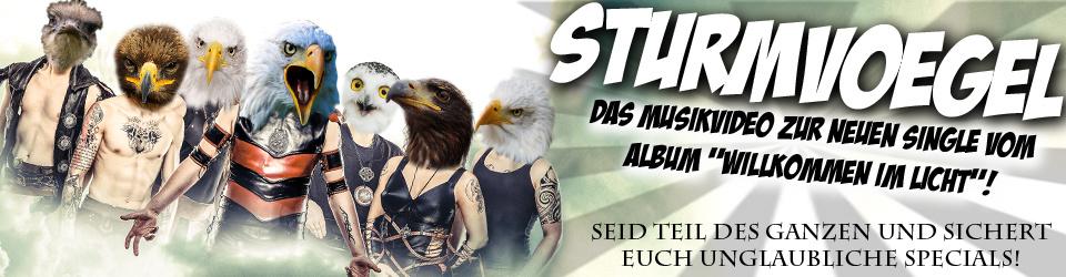 "HARPYIE - ""Sturmvögel"" - Das neue Musikvideo!"