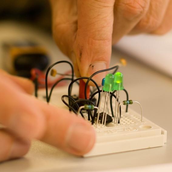 Basiswissen Elektronik - Widerstand ist zwecklos (aber warum?)