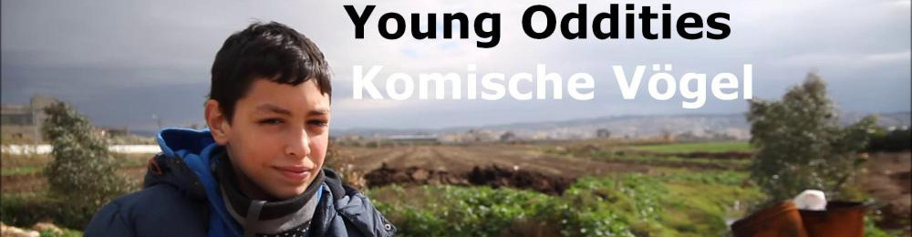 Young Oddities - Komische Vögel