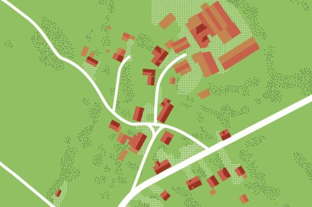 Kleine Sammlung fränkischer Dörfer