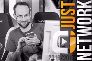 Ein weiteres Jahr JustNetwork (2016-2017)