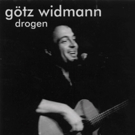 "Doppel-Vinyl LP GÖTZ WIDMANN ""Drogen"" inkl. Downloadcode"