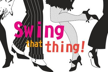 Swing that thing!