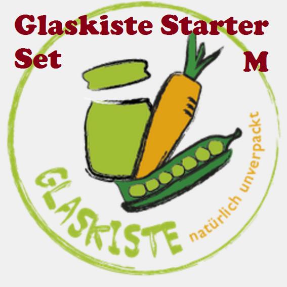 Glaskiste - Starter Set Größe M