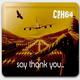 CPH64 Nostalgie Blechmagnet