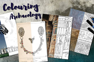 Colouring Archaeology