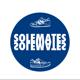 25 Solemates Sticker