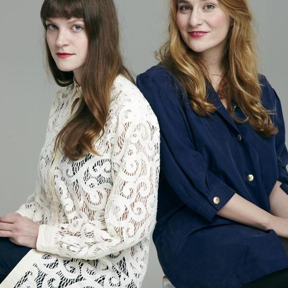 Ein Vortrag von Thekla & Pola + 3 Monate Kleiderei