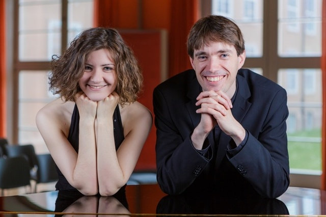 Carolina Eyck and Christopher Tarnow - New CD for Theremin and Piano
