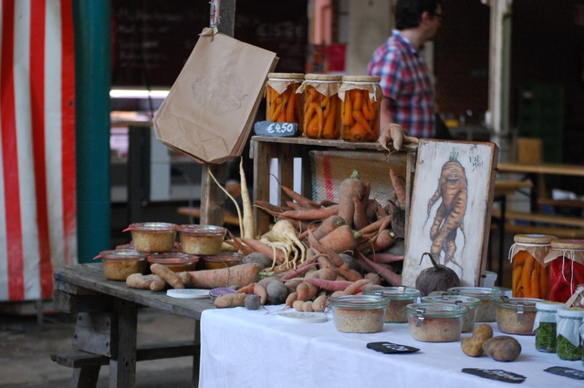 Culinary Misfits - der Laden