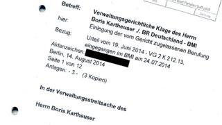 Deutsche Überwachungsexporte