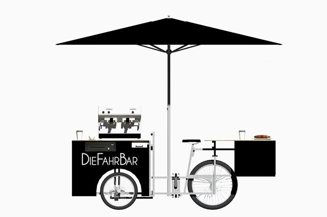 DieFahrBar - bringt Leben in die Stadt