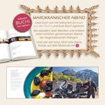 DANKE PERSÖNLICH - Blick hinter die Kulissen! Marokkanisches Abendessen mit live erzählten Geschichten, signiertem Buch und EUCH :-)
