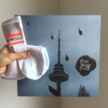 """Echt Walle Traxx Vinyl 12"""" + Drowned Socken"""