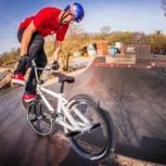 Meet & Greet mit einem BMX-Profi Deiner Wahl und anschließender exclusiver Session auf dem neuen BMX-Superpark