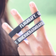 Lina + : Exklusives (schwarzes) Flugkraft Armband