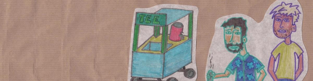 Der Teewagen