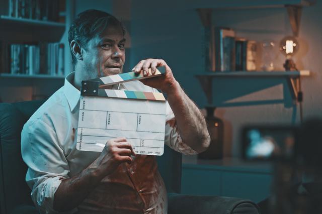 PHANTOMSCHMERZ Kinofilm Thriller/Drama