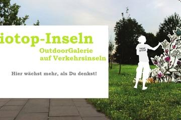 BiotopInseln - Kunst und Vielfalt am Straßenrand