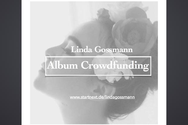 Linda Gossmann Album Crowdfunding