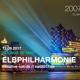 Zwei Tickets für die Jubiläumsfeier in der Elbphilharmonie