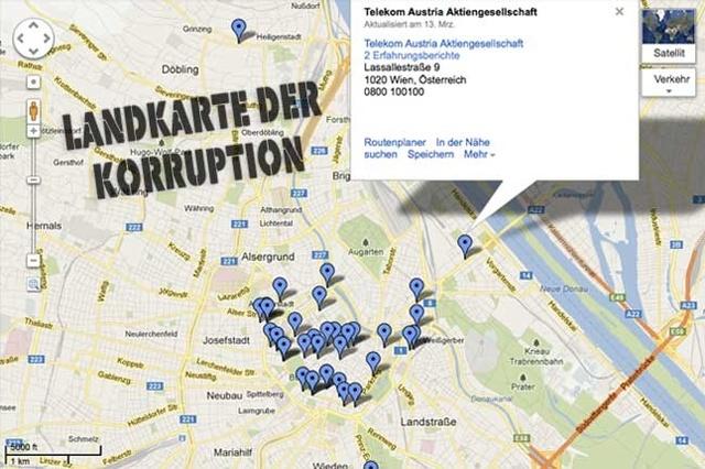 Institut für angewandte Korruption