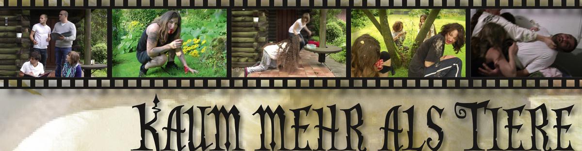 Kaum mehr als Tiere (Horror-Drama-Spielfilm)
