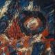 Ölbild von Peter Adler IV