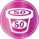 50 Biebereis