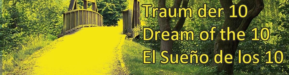 Traum der 10 - der Film von einer Welt im Miteinander - Dreh Ausland