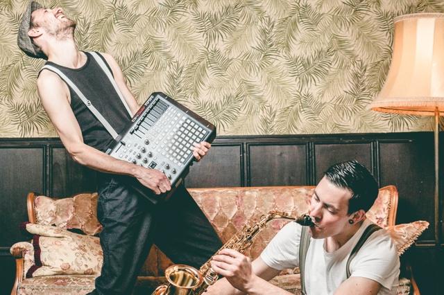 Sound Nomaden Debut Album