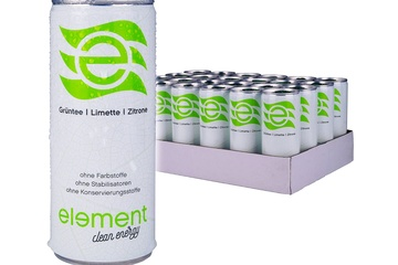 element - the Clean Energy Drink