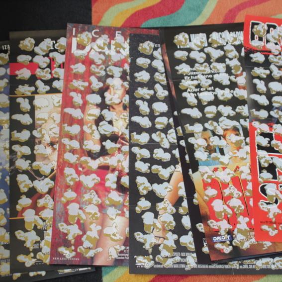 Kunstdruck Filmplakat