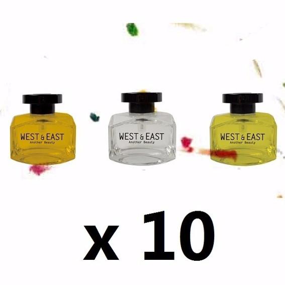 10x Bio Parfum in Demeter Qualität (30ml)