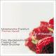 CD des Motettenchors Frankfurt - Geistliche Chormusik der Romantik von Felix Mendelssohn-Bartholdy, Friedrich Kiel und Anton Bruckner