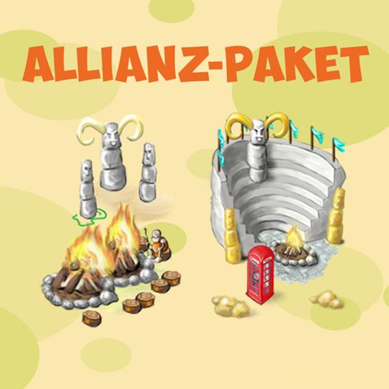 Allianz-Paket 2 (wegen großer Nachfrage)
