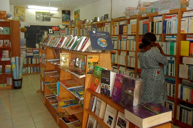 There is Literature in Africa?! Forschungsreise nach Senegal