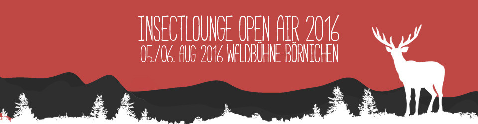 insectlounge OpenAir 2016