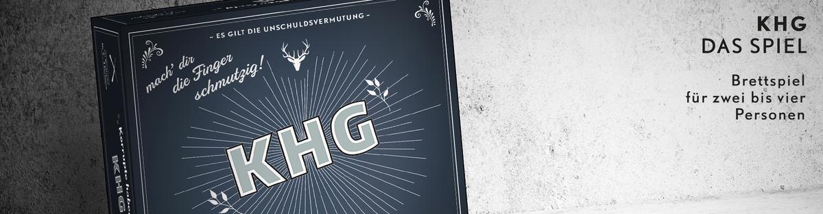 KHG – das Spiel