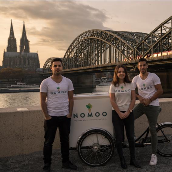 Meet & Greet mit den Gründern von NOMOO