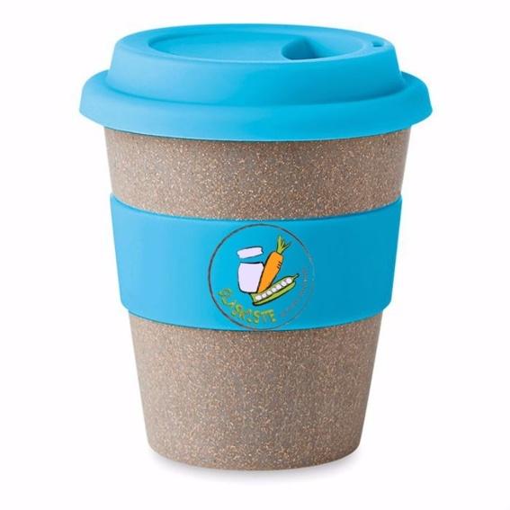 Angebot: Kaffeebecher Bambus 350 ml