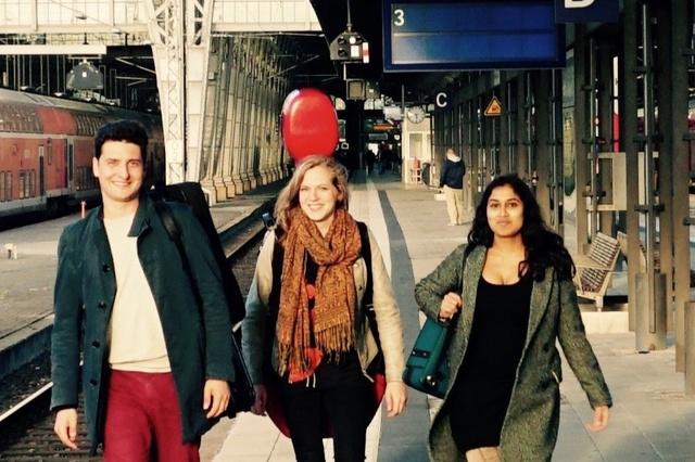 Trio Radial -