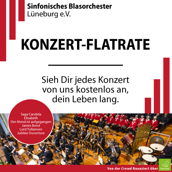 Konzert-Flatrate